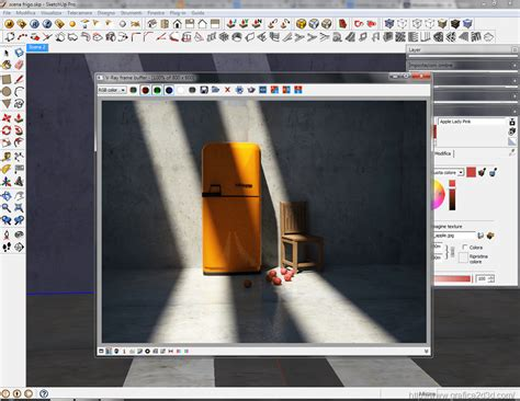 render interni vray render interno con sketchup e vray