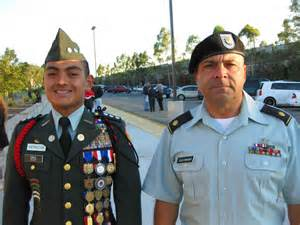 Jrotc Honors Our Veterans East County Magazine