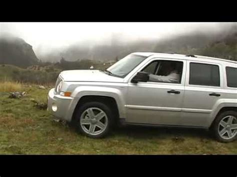 jeep patriot off road jeep patriot off road montenegro part 2 08 nov 2008 youtube