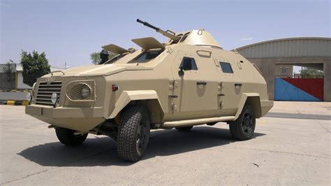 personal armored jalal 3 armored personnel carrier of yemen army defence blog
