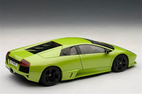 Autoart Lamborghini Autoart Lamborghini Murcielago Lp640 Verde Ithaca
