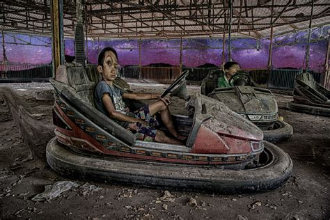 abandoned amusement park yangon christopher
