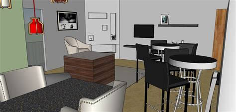 sketchup tutorial room layout sxsw office layout sketchup model evstudio architect