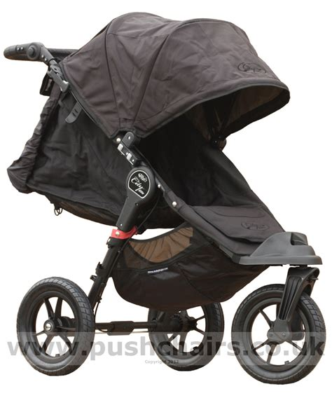 Joger Baby by Baby Jogger City Elite Black