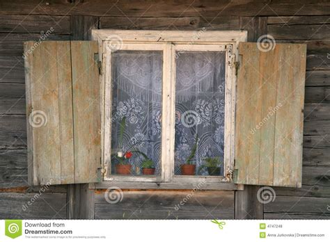 Country House Window Royalty Free Stock Photos Image 4747248