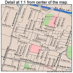 where is sunnyvale california on a map sunnyvale california map 0677000