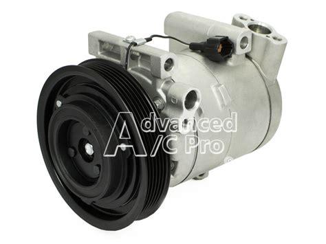 new a c compressor fits 00 01 02 03 04 05 06 nissan sentra l4 1 8l 1 6l 2 0l ebay