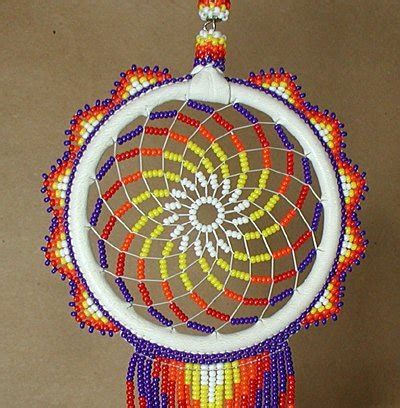 how to make a beaded dreamcatcher dreamcatcher american oglala lakota tony beaded