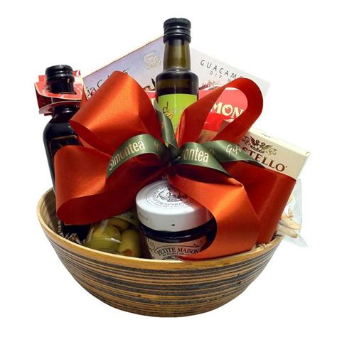 Bowl Gift Baskets by Salad Bowl Gourmet Basket Sold Out My Baskets Toronto