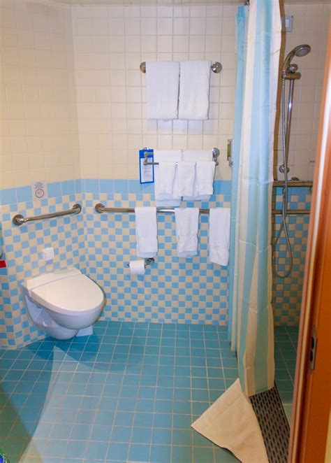 cruising bathrooms cruising with disabilities are carnival cruise line s