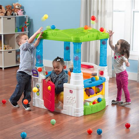 Housedesigners the step2 wonderball fun house designer s perspective