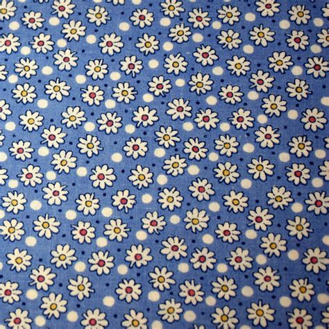 1930s Quilt Fabric by 1930 S Quilters Fq Reproduction Fabric Quarter Blue