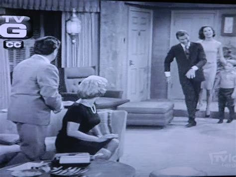 i tripped over the ottoman the dick van dyke show