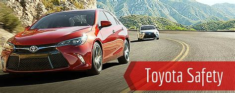 Toyota Safety Toyota Safety Sense Package Features And Awards