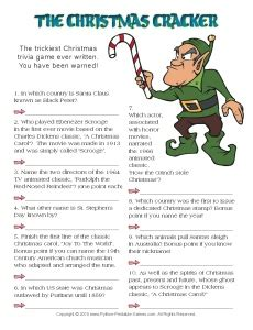 best christmas trivia facts what is really the true meaning