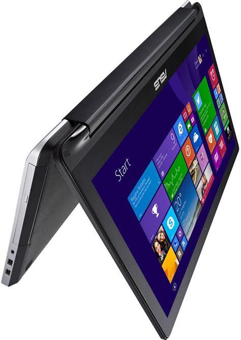 Asus Laptop Transformer Book Flip R554la Rh31t asus flip black laptop computer r554la rh31t abt