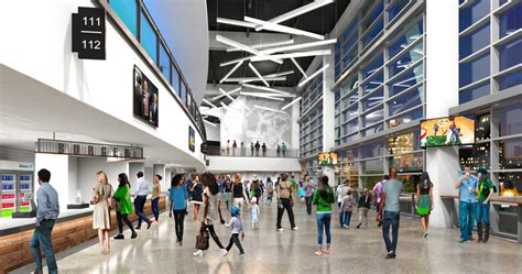 fans react   arena interior renderings milwaukee bucks