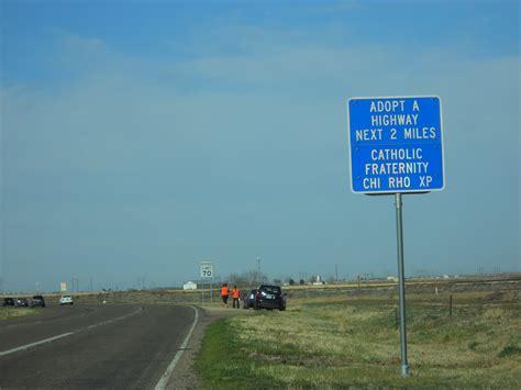 adopt a tx adopt a highway