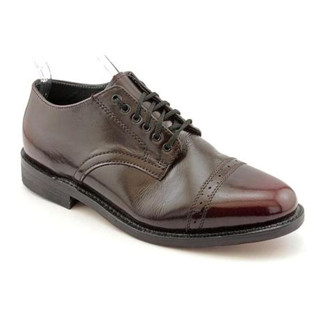 executive imperials s dress oxford leather dress shoes wide size 8 free
