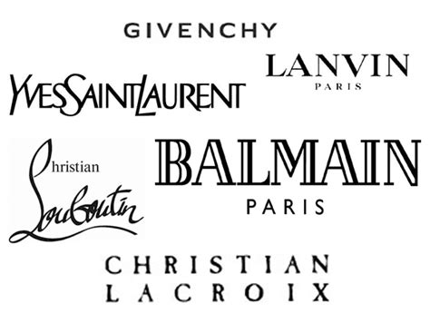 fashion design themes names how to pronounce designer names