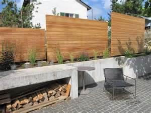 beleuchtung für gabionen porka net terrasse zaun sichtschutz