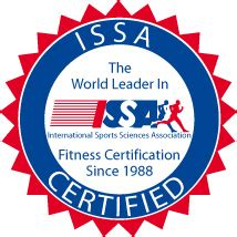 Personal Trainer Certification With Issa by Human Principles 187 International Sports Sciences