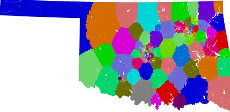 Ok House Of Representatives by Oklahoma House Of Representatives Redistricting