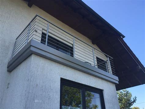 niro stiegengeländer metallbau kliewer balkongel 228 nder edelstahl