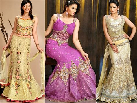bridal hairstyles on ghagra for wedding latest ghagra choli fashion styloss com