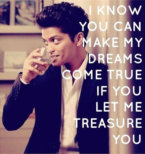 Treasure Bruno Mats by Treasure Bruno Mars Lyrics Songs Bruno