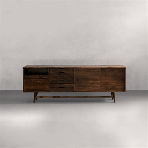 modern wood furniture sustainable mid century modern wood furniture collection digsdigs