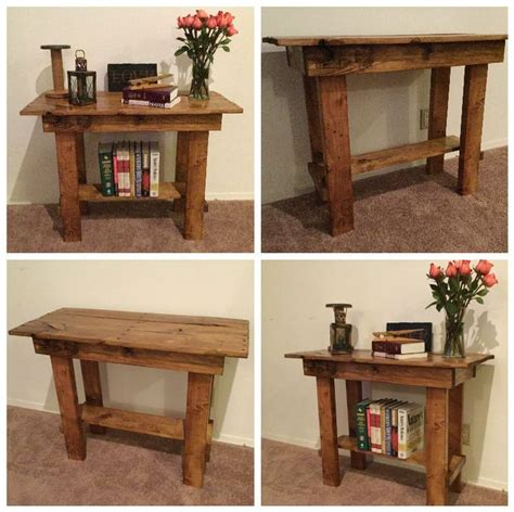 wood entry table best 25 pallet entry table ideas on diy sofa