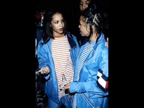 kidada jones praising her best friend aaliyah youtube