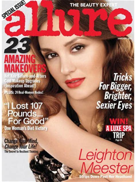 celebrity magazines usa magazine ads january 2011 celebrity endorsement ads