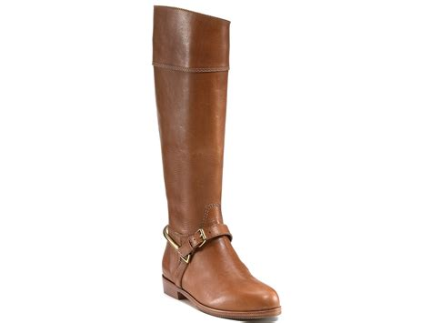 cognac boots for pour la victoire marine boots in brown cognac