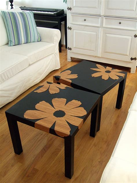 Coffee Table Hack 25 Genius Ikea Table Hacks