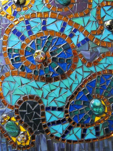 abstract mosaic pattern 17 best images about flower pot mosaic designs on