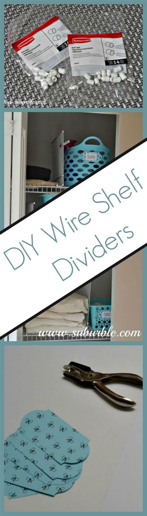 Diy Closet Shelf Dividers by This Hack Will Keep Your Linen Closet Organized For
