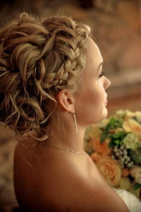 wedding hairstyles braids curls curly updo hairstyle ideas for prom and special occasions