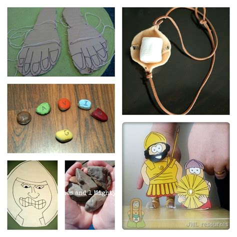 david and goliath crafts for the gallery for gt david and goliath preschool activities