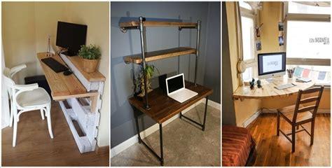 creative desk ideas 10 creative diy computer desk ideas for your home