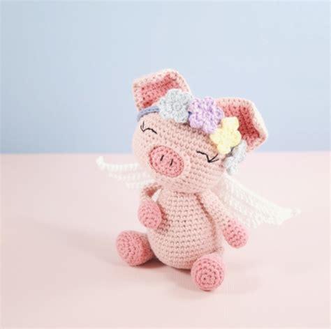 pattern amigurumi pig pippa pig amigurumi pattern by littleaquagirl wool