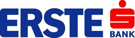 erste bank pin erste bank logo on