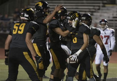 cif central section football rankings cif ss football polls update for week 4 anaheim news