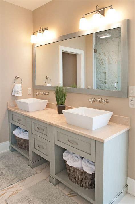 einzigartige badezimmer vanity ideas badezimmer im modernen landhausstil hton style gr 252 n