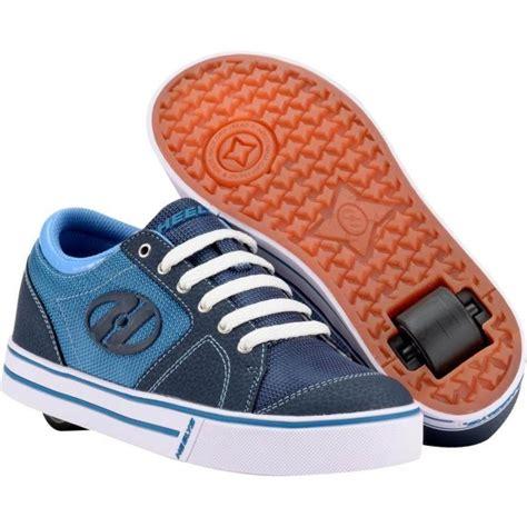 roller shoes heelys flint roller shoes heel skates w fats wheel