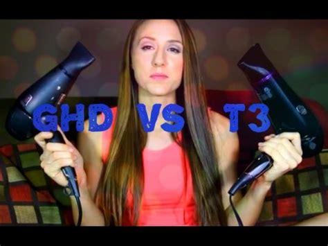 T3 Hair Dryer Vs Elchim t3 vs ghd hair dryer battle of the high end hair dryers