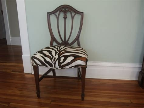 zebra print dining room chairs 9 best images about animal print formal chair on pinterest