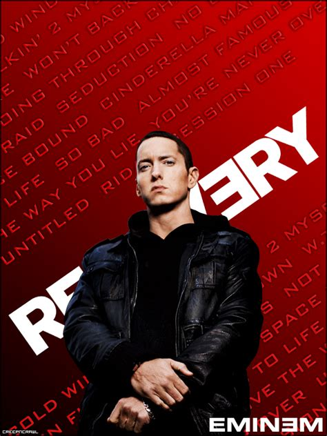 How To Get An Mba From Eminem by Eminem Recovery Wallpaper