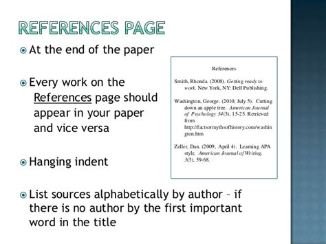 format apa sources citing sources in research paper 28 images